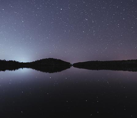 Map「湖の星」:スマホ壁紙(0)
