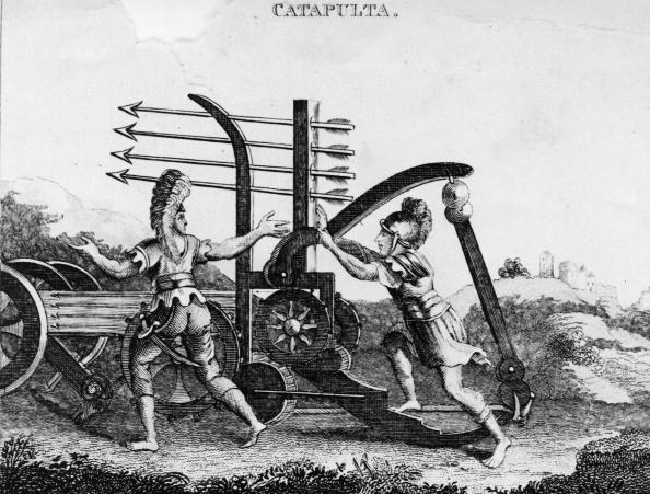 Roman「Catapulta」:写真・画像(17)[壁紙.com]