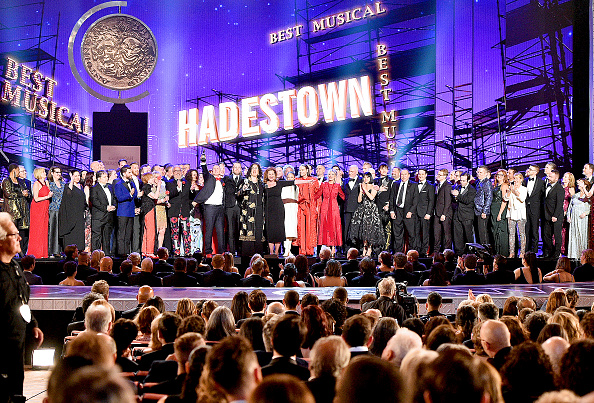 Annual Tony Awards「73rd Annual Tony Awards - Show」:写真・画像(1)[壁紙.com]