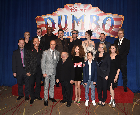 "El Capitan Theatre「Premiere Of Disney's ""Dumbo"" - Red Carpet」:写真・画像(10)[壁紙.com]"