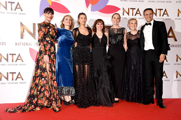 National Television Awards「National Television Awards 2019 - Winners Room」:写真・画像(14)[壁紙.com]