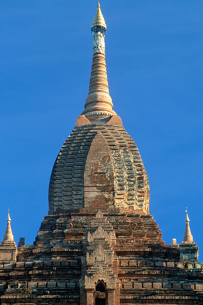 Brick Wall「Detail of wat temple. Pagan, Burma, Myanmar.」:写真・画像(19)[壁紙.com]