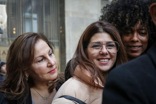 Drew Angerer「Harvey Weinstein Appears In Criminal Court On Rape Charges」:写真・画像(11)[壁紙.com]