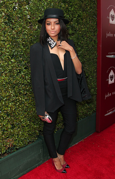 Black Jumpsuit「11th Annual John Varvatos Stuart House Benefit - Red Carpet」:写真・画像(10)[壁紙.com]