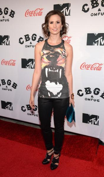 """Theo Wargo「CBGB Music & Film Festival 2013 - Premiere Of """"CBGB: The Movie""""」:写真・画像(9)[壁紙.com]"""