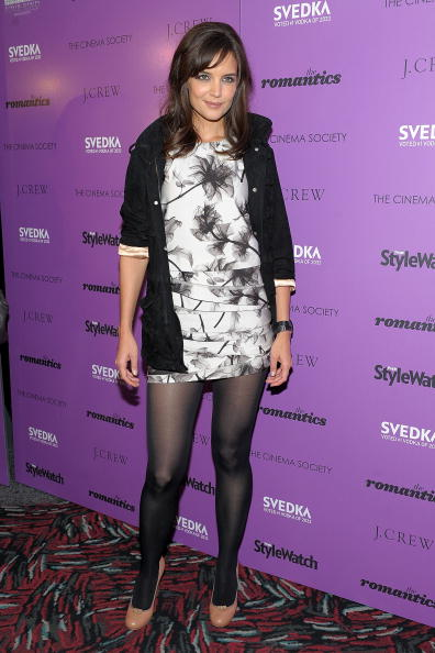 "Hosiery「The Cinema Society Screening Of ""The Romantics"" - Inside Arrivals」:写真・画像(12)[壁紙.com]"