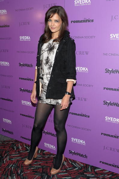 "Hosiery「The Cinema Society Screening Of ""The Romantics"" - Inside Arrivals」:写真・画像(13)[壁紙.com]"