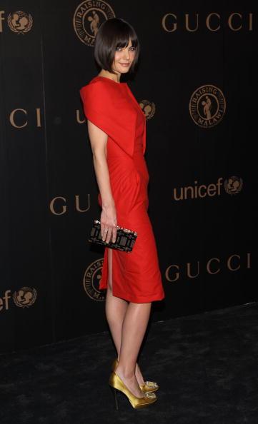 Clutch Bag「Gucci Hosts Reception To Benefit UNICEF」:写真・画像(2)[壁紙.com]
