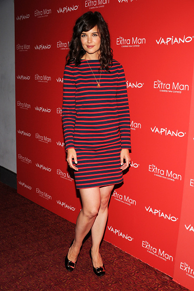 "Medium-length Hair「""The Extra Man"" New York Premiere - Inside Arrivals」:写真・画像(13)[壁紙.com]"