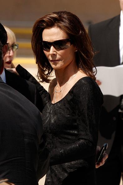 Actress「Farrah Fawcett Funeral Service」:写真・画像(2)[壁紙.com]