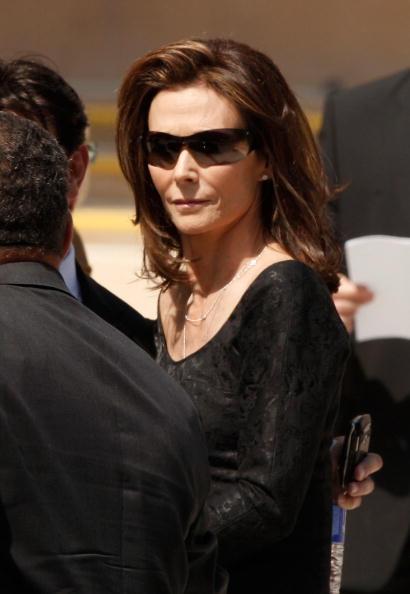 Kate Jackson - Actress「Farrah Fawcett Funeral Service」:写真・画像(6)[壁紙.com]