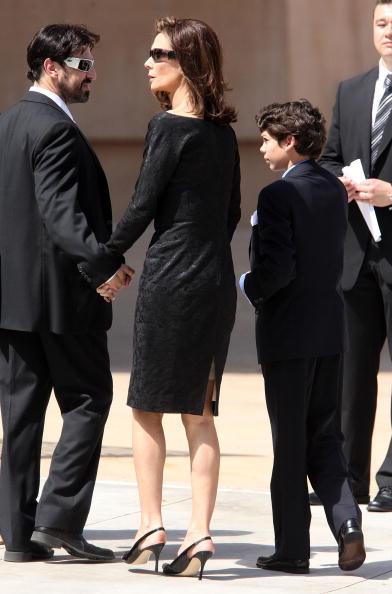Kate Jackson - Actress「Farrah Fawcett Funeral Service」:写真・画像(4)[壁紙.com]