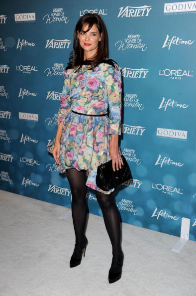 Stockings「Variety's 2nd Annual Power Of Women Luncheon - Arrivals」:写真・画像(7)[壁紙.com]