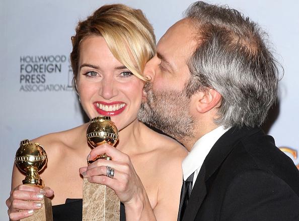 Husband「The 66th Annual Golden Globe Awards - Press Room」:写真・画像(17)[壁紙.com]