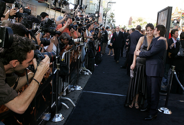 "Ankle Length「Warners Premiere Of ""Batman Begins"" - Arrivals」:写真・画像(6)[壁紙.com]"