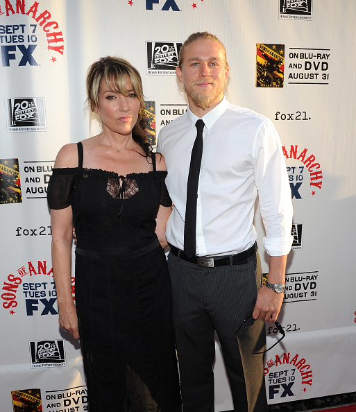 "Season 3「Premiere Of FX & FOX 21's ""Sons Of Anarchy"" Season 3 - Arrivals」:写真・画像(5)[壁紙.com]"