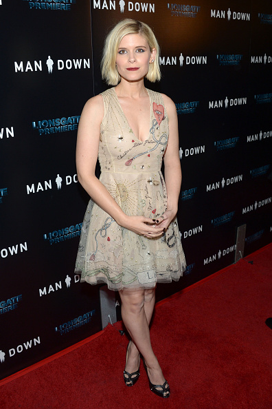 "Nude Colored Dress「Premiere Of Lionsgate Premiere's ""Man Down"" - Arrivals」:写真・画像(13)[壁紙.com]"