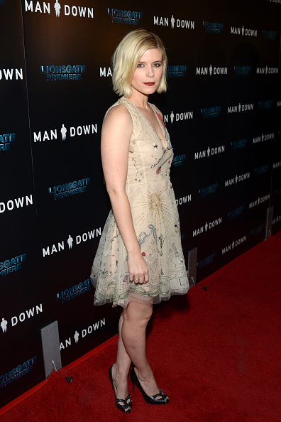 "Nude Colored Dress「Premiere Of Lionsgate Premiere's ""Man Down"" - Arrivals」:写真・画像(6)[壁紙.com]"