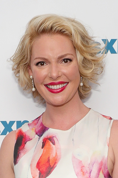 "Katherine Heigl「Jenny McCarthy's ""Inner Circle"" Series On Her SiriusXM Show ""The Jenny McCarthy Show"" With Katherine Heigl」:写真・画像(9)[壁紙.com]"