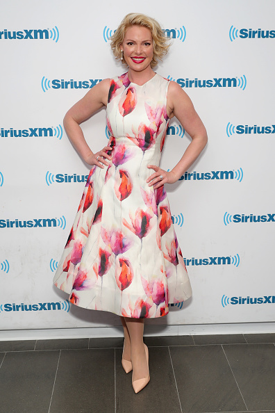 One Person「Jenny McCarthy's 'Inner Circle' Series On Her SiriusXM Show 'The Jenny McCarthy Show' With Katherine Heigl」:写真・画像(15)[壁紙.com]