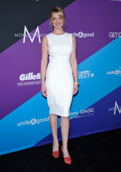 Katherine Heigl「The Gillette Leading Man Cam At unite4:humanity Presented By unite4:good And Variety And  Sponsored By Gillette」:写真・画像(3)[壁紙.com]