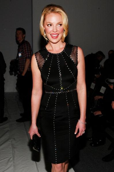 Black Purse「Jenny Packham - Front Row - Fall 2013 Mercedes-Benz Fashion Week」:写真・画像(4)[壁紙.com]