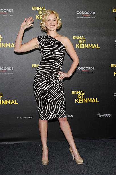 Katherine Heigl Photocall:ニュース(壁紙.com)