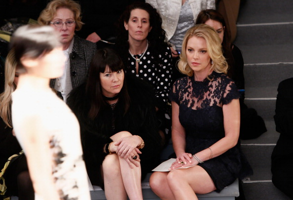 Katherine Heigl「Reem Acra - Front Row - Fall 2013 Mercedes-Benz Fashion Week」:写真・画像(18)[壁紙.com]