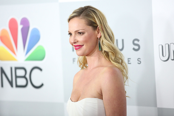 Katherine Heigl「NBCUniversal's 72nd Annual Golden Globes After Party - Arrivals」:写真・画像(12)[壁紙.com]