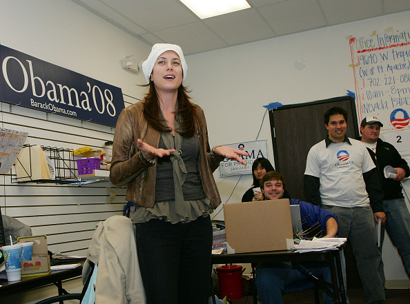 Event「Obama Campaign Workers Prepare For Nevada Caucus」:写真・画像(1)[壁紙.com]