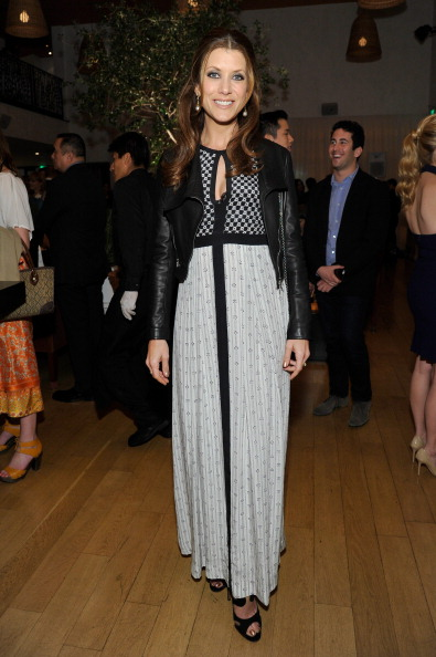 Keyhole Neckline「6th Annual Women In Film Pre-Oscar Party hosted by Perrier Jouet, MAC Cosmetics and MaxMara - Inside」:写真・画像(10)[壁紙.com]
