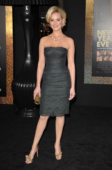 "Katherine Heigl「Premiere Of Warner Bros. Pictures' ""New Year's Eve"" - Arrivals」:写真・画像(3)[壁紙.com]"