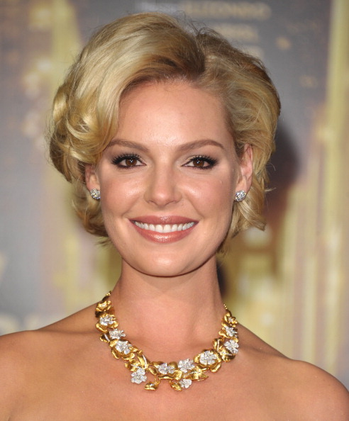 "Katherine Heigl「Premiere Of Warner Bros. Pictures' ""New Year's Eve"" - Arrivals」:写真・画像(15)[壁紙.com]"
