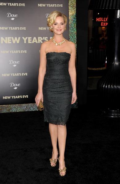 "Katherine Heigl「Premiere Of Warner Bros. Pictures' ""New Year's Eve"" - Arrivals」:写真・画像(5)[壁紙.com]"