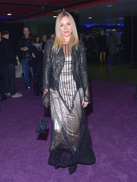 """Leather Jacket「""""The Wolf Of Wall Street"""" New York Premiere - After Party」:写真・画像(3)[壁紙.com]"""