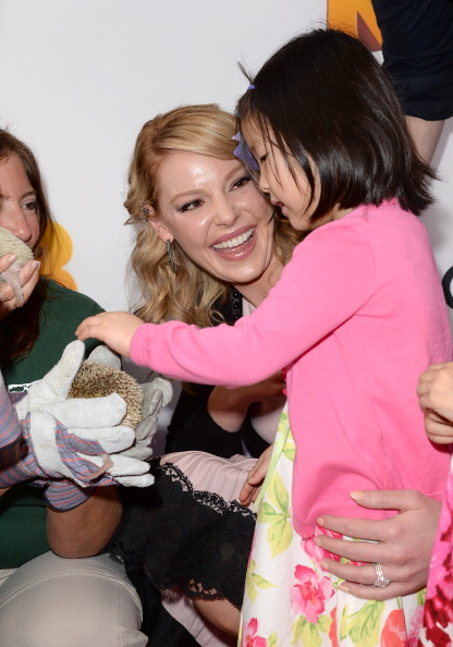 "Katherine Heigl「Premiere Of Open Road Films' ""The Nut Job"" - Red Carpet」:写真・画像(11)[壁紙.com]"