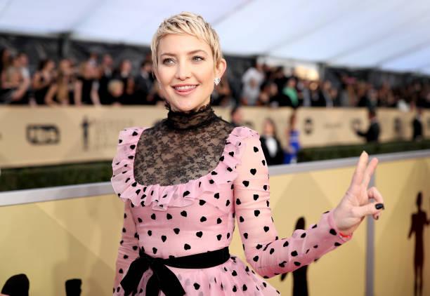 Kate Hudson「24th Annual Screen Actors Guild Awards - Red Carpet」:写真・画像(17)[壁紙.com]