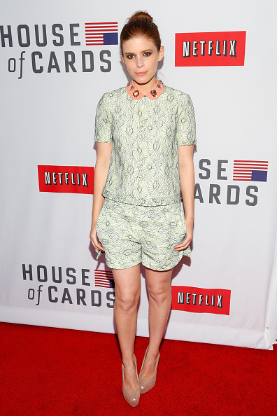 """Collar「Netflix's """"House Of Cards"""" For Your Consideration Q&A Event - Arrivals」:写真・画像(16)[壁紙.com]"""
