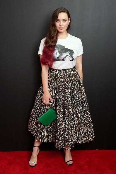 キャサリン・ラングフォード「Calvin Klein Collection - Arrivals - September 2018 - New York Fashion Week」:写真・画像(1)[壁紙.com]