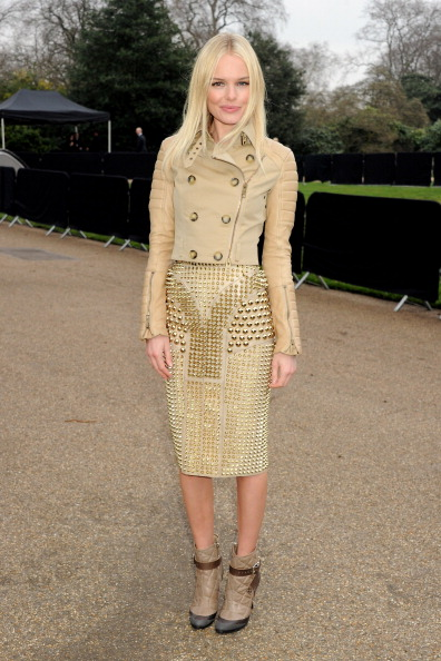 Textured「Burberry Prorsum Arrivals - LFW Autumn/Winter 2011」:写真・画像(15)[壁紙.com]