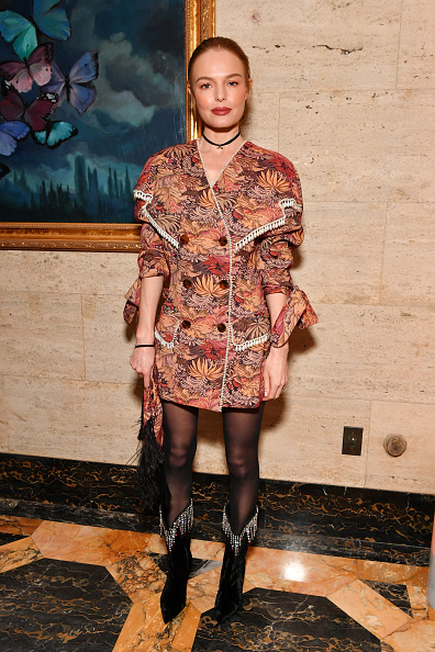 Kate Bosworth「Grand Marnier Celebrates Launch of New Campaign in New York City with Kate Bosworth, Kate Mara and Joseph Kahn」:写真・画像(5)[壁紙.com]