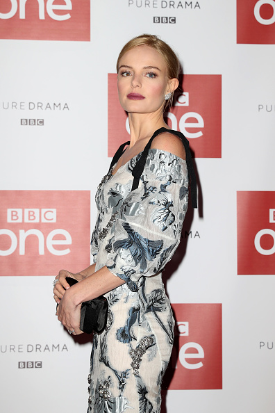 Kate Jackson - Actress「The World Premiere Screening Of BBC One Drama SS-GB - Photocall」:写真・画像(10)[壁紙.com]