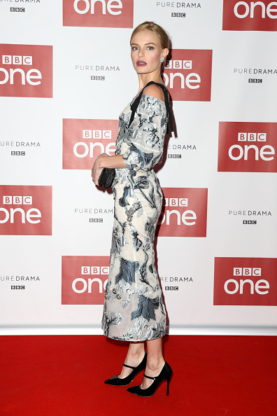 Kate Jackson - Actress「The World Premiere Screening Of BBC One Drama SS-GB - Photocall」:写真・画像(5)[壁紙.com]