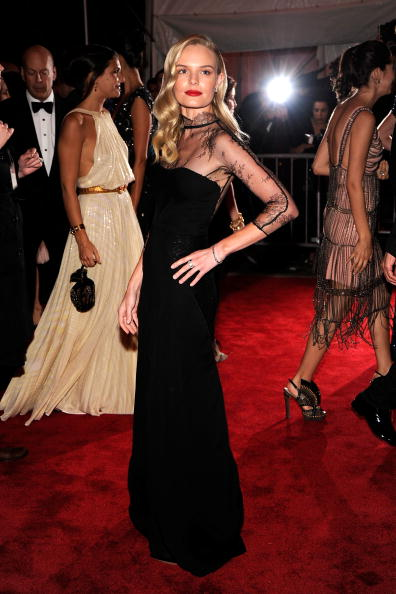 """Finger Waves「""""The Model As Muse: Embodying Fashion"""" Costume Institute Gala - Arrivals」:写真・画像(7)[壁紙.com]"""