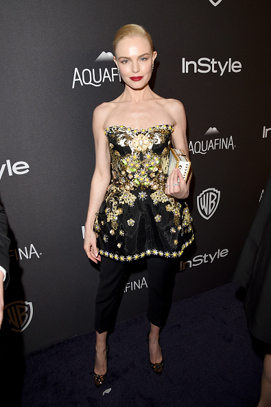 Golden Globe Award「The 2016 InStyle And Warner Bros. 73rd Annual Golden Globe Awards Post-Party - Red Carpet」:写真・画像(3)[壁紙.com]