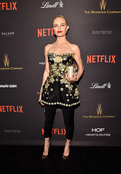 Golden Globe Award「The Weinstein Company And Netflix Golden Globe Party, Presented With DeLeon Tequila, Laura Mercier, Lindt Chocolate, Marie Claire And Hearts On Fire - Red Carpet」:写真・画像(15)[壁紙.com]