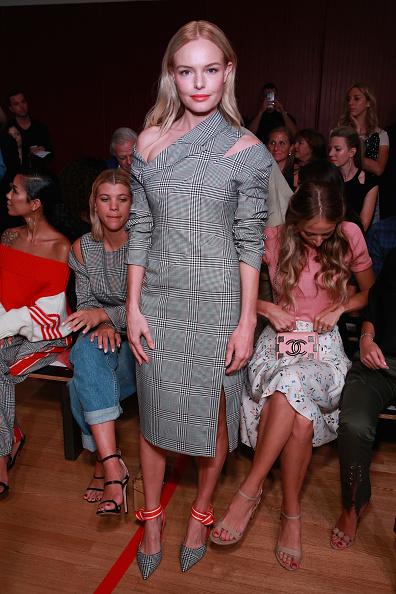 Kate Bosworth「Monse - Front Row - September 2017 - New York Fashion Week: The Shows」:写真・画像(15)[壁紙.com]