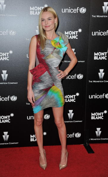 Yellow「Montblanc Charity Cocktail Hosted By The Weinstein Company To Benefit UNICEF - Arrivals」:写真・画像(8)[壁紙.com]