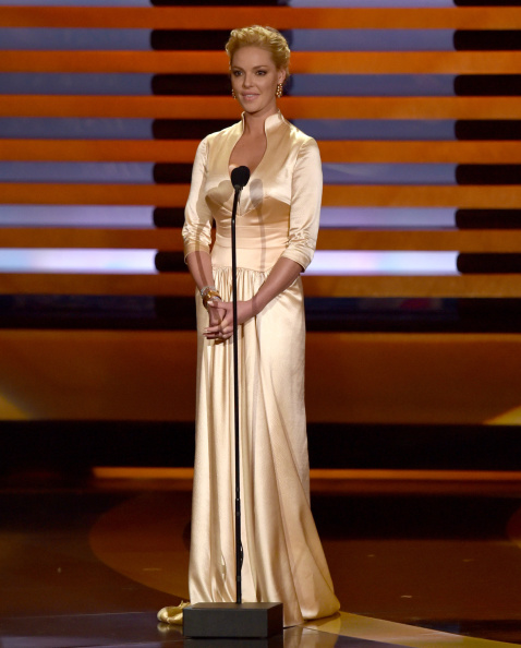 Katherine Heigl「66th Annual Primetime Emmy Awards - Show」:写真・画像(10)[壁紙.com]