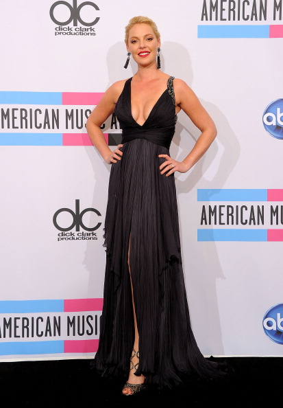 Katherine Heigl「2011 American Music Awards - Press Room」:写真・画像(16)[壁紙.com]